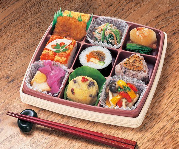 ヤマト醤油味噌様×芝寿しコラボ_糀べんとう