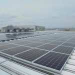 SDGsの一環 工場の電気を太陽光パネルに切り替えた!