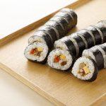 美味しい冷凍太巻き寿司を使って、食卓を華やかに、そして調理時間を有効に!