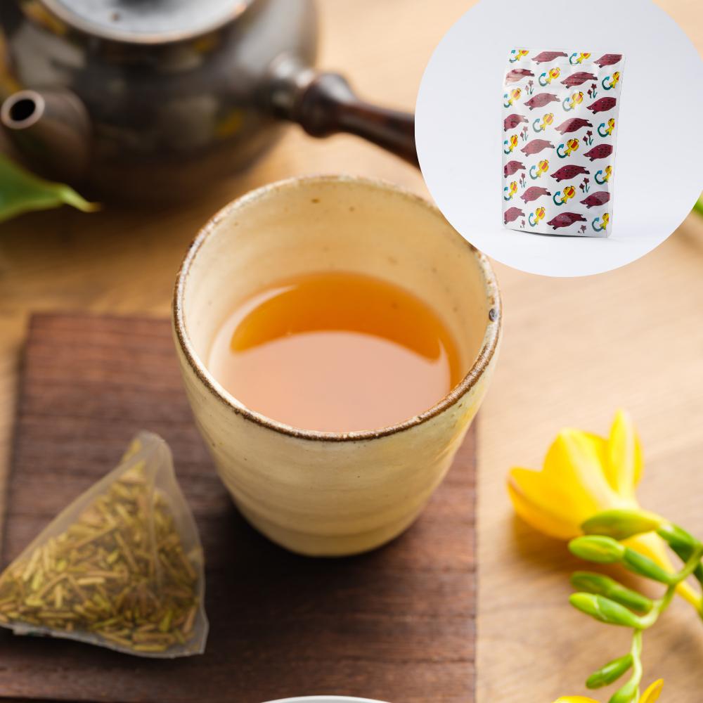 芝寿し定期便4月号(加賀棒茶)